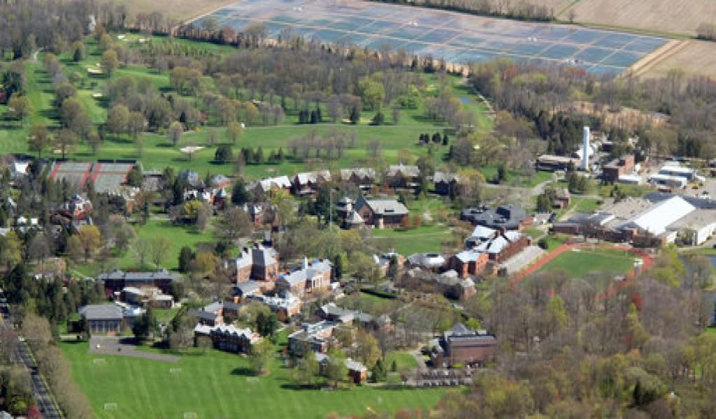 劳伦斯威尔高中 - The Lawrenceville School   FindingSchool