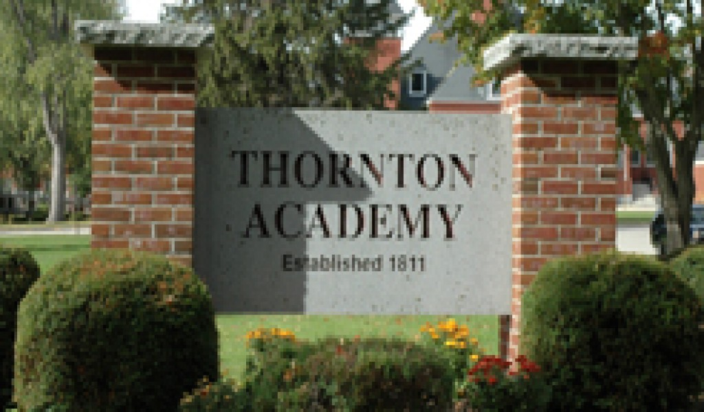 桑顿中学 - Thornton Academy | FindingSchool