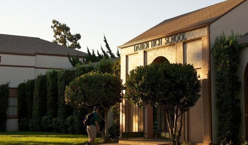 岱岷高中 - Damien High School   FindingSchool