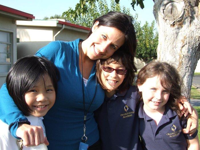 加州橙木学院