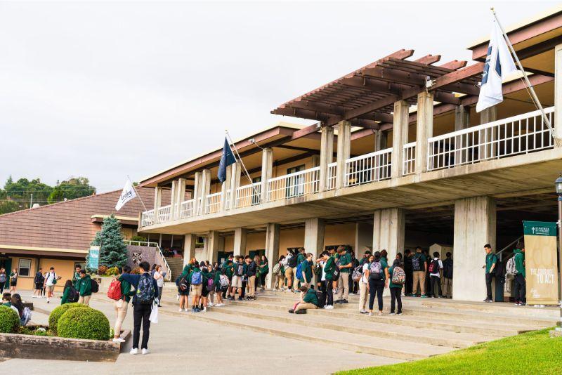 圣帕克文森高中