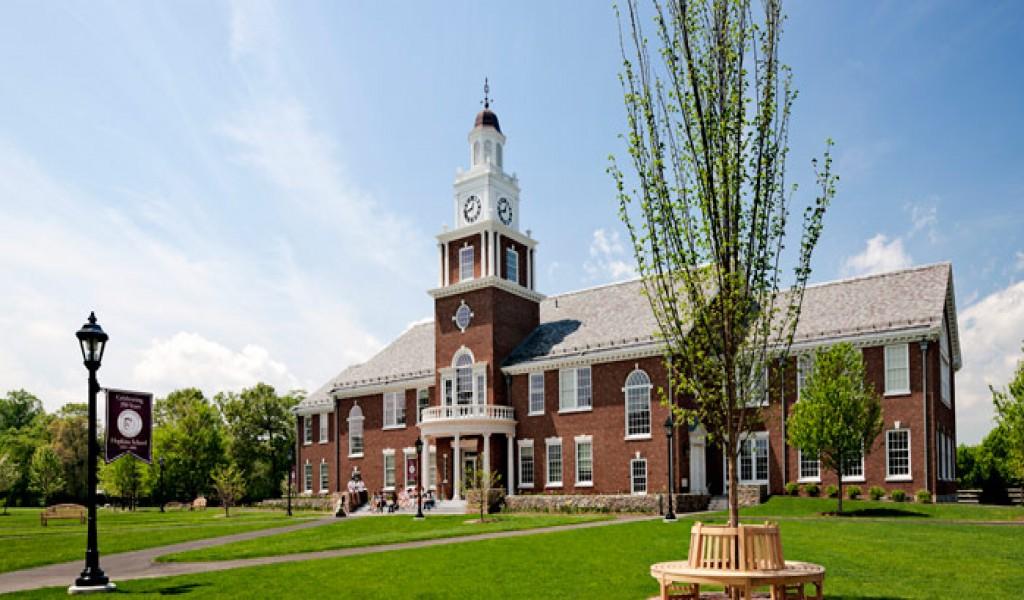 霍普金斯中学 - Hopkins School   FindingSchool