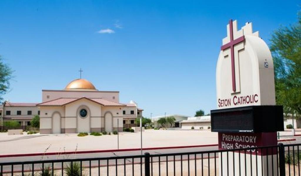 西顿天主教预备高中 - Seton Catholic Preparatory High School   FindingSchool