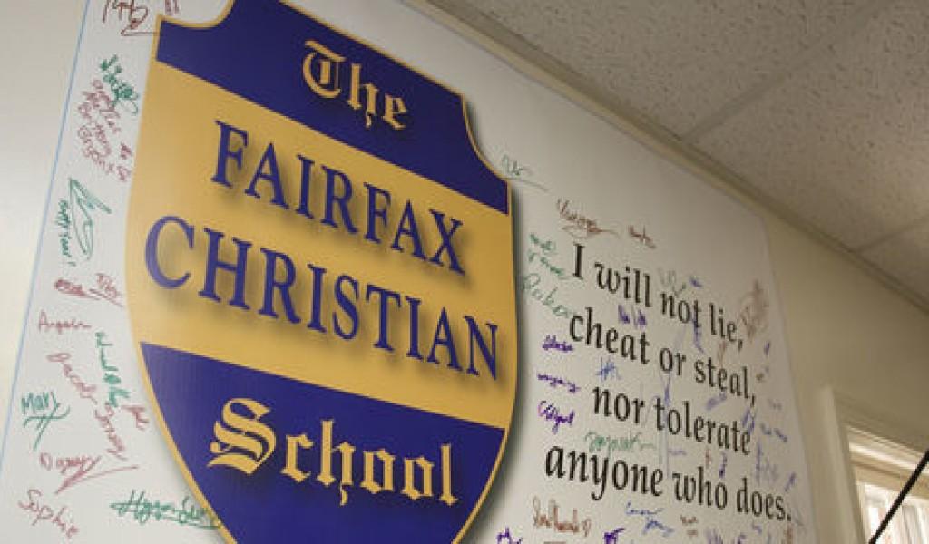 费尔法克斯基督教学校 - The Fairfax Christian School | FindingSchool