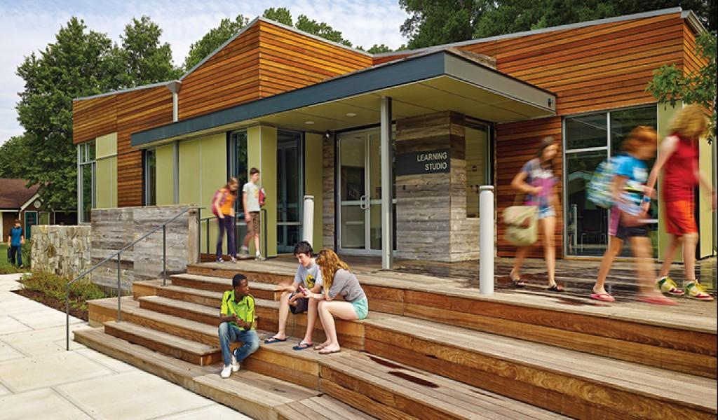 贝瑞学校 - Barrie School   FindingSchool