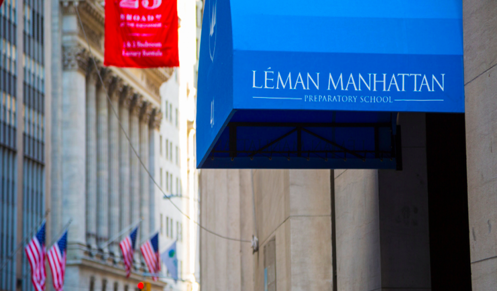莱蒙曼哈顿预备学校 - Leman Manhattan Preparatory School | FindingSchool