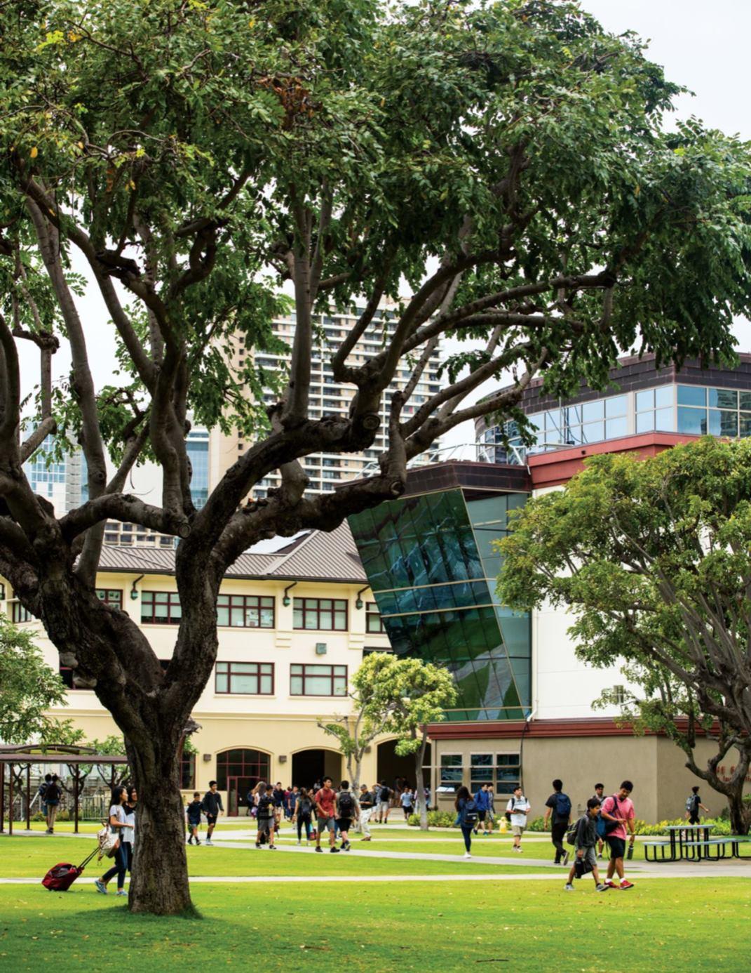伊奥拉尼学校