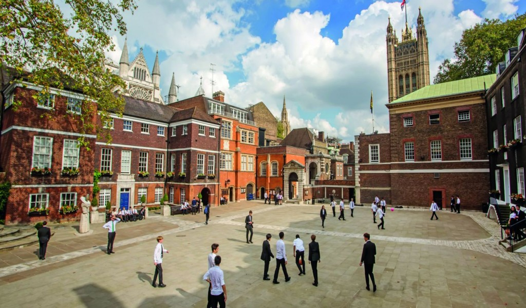 威斯敏斯特中学 - Westminster School, London | FindingSchool
