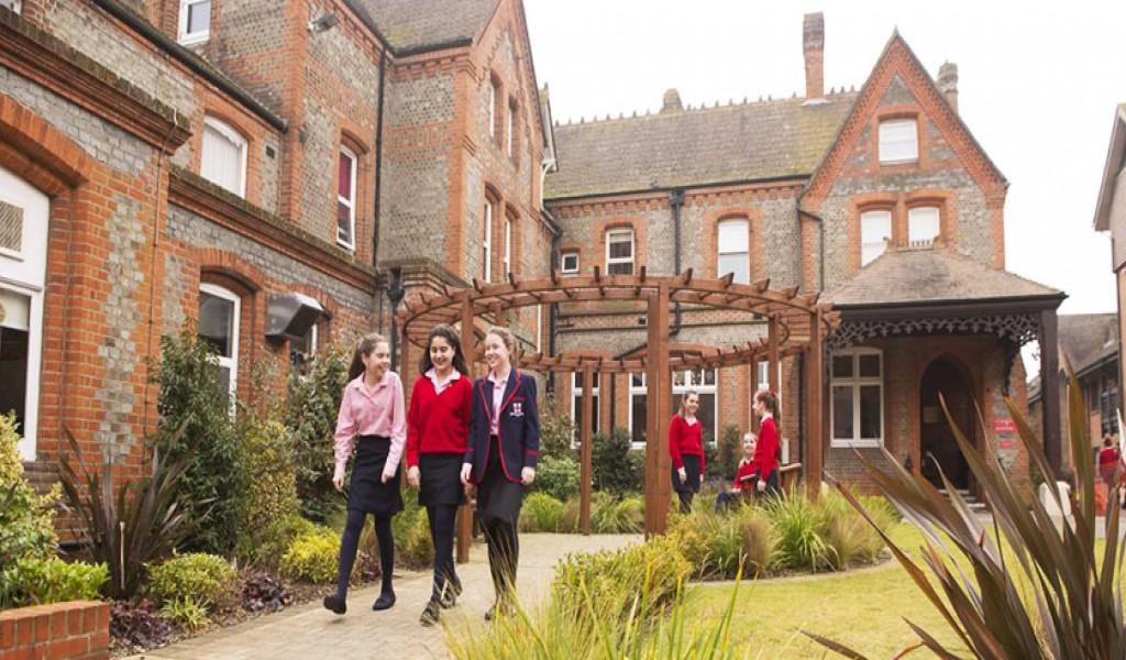 圣乔治女校 - St George's School, Ascot | FindingSchool