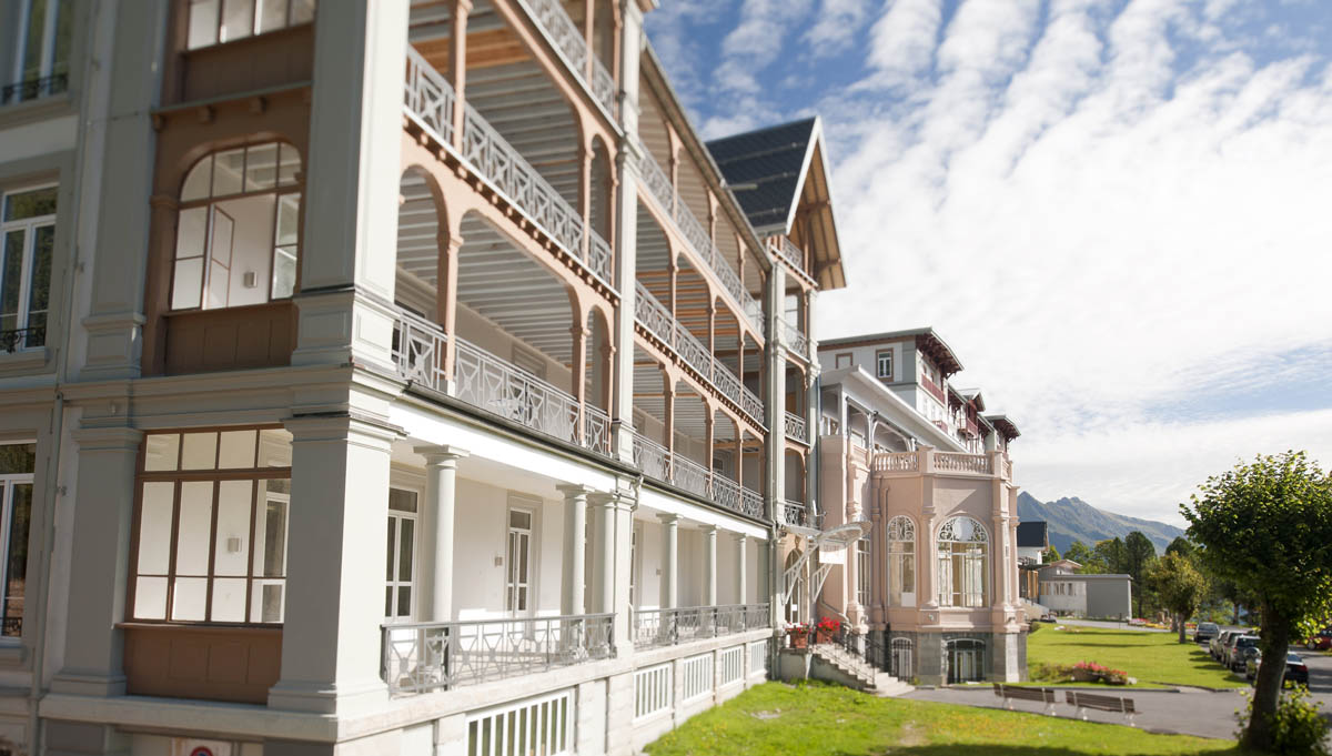 瑞士莱辛美国学校