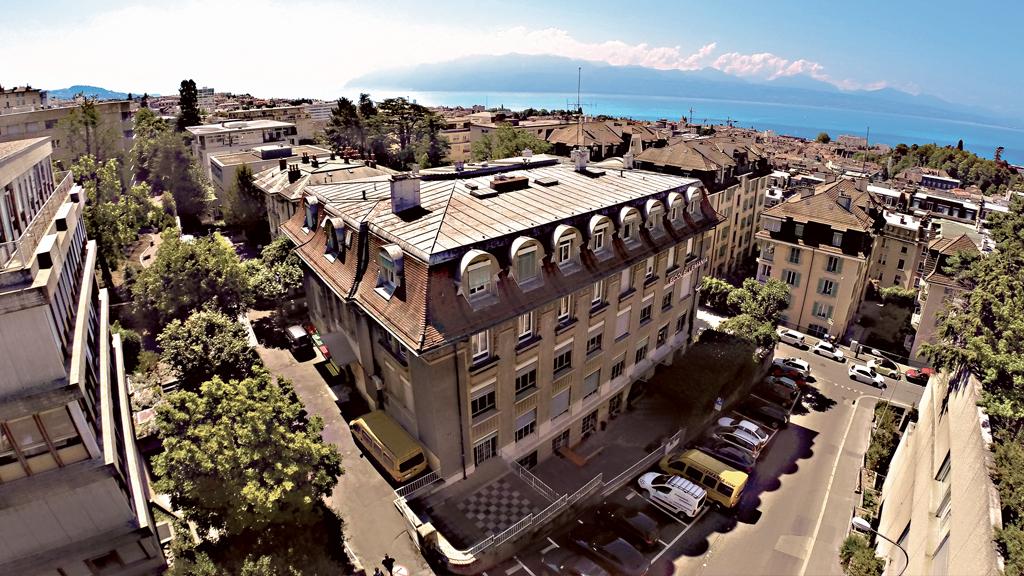 洛桑蕾曼尼亚学院