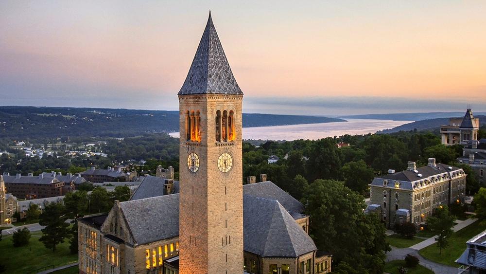 钟塔 - 康奈尔大学 - Clock Tower - Cornell University
