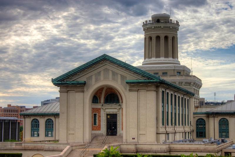 电子系大楼 - 卡内基梅隆大学 - Hamerschlag Hall - Carnegie Mellon University