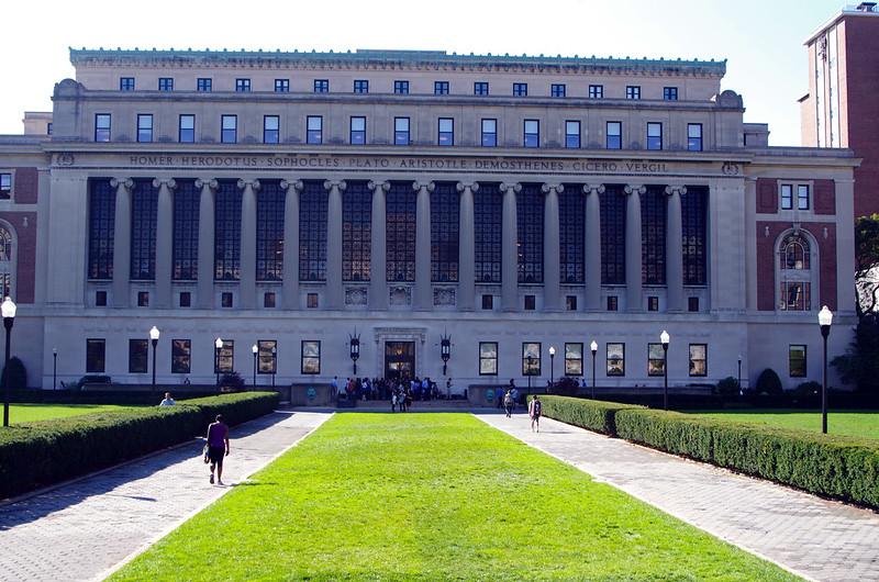 哥伦比亚大学 - Columbia University