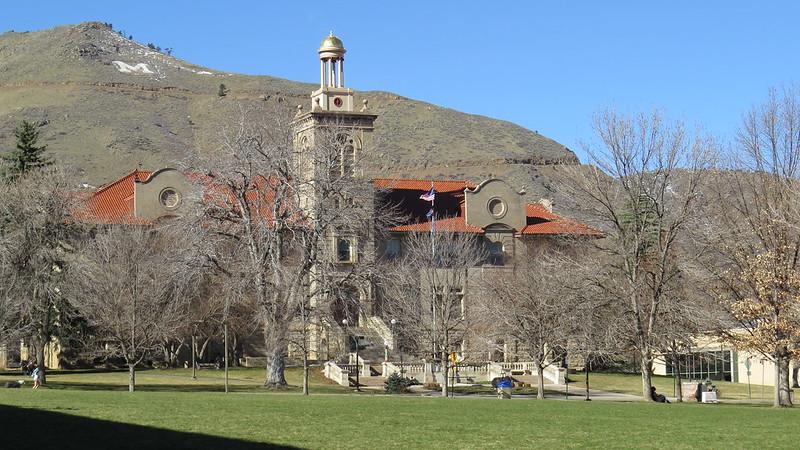 科罗拉多矿业大学 - quad - Colorado School of Mines