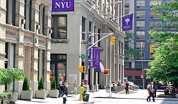 纽约大学 - New York University Campus - New York University