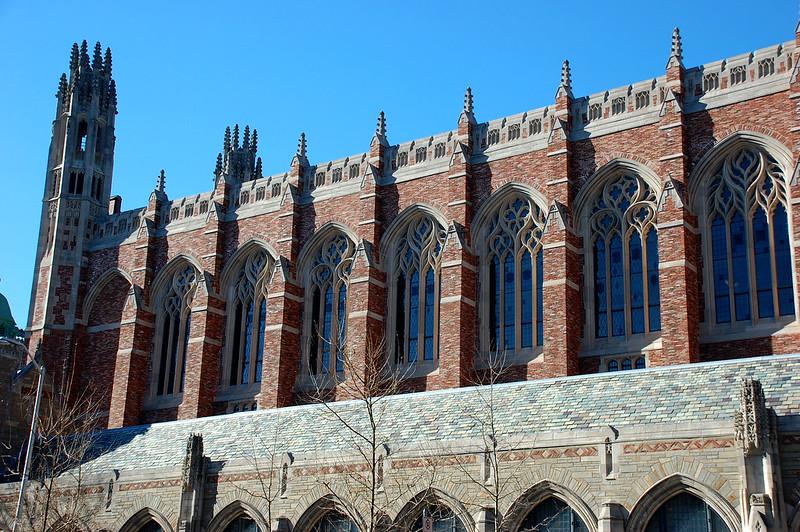 耶鲁大学 - DSC_0169 - Yale University