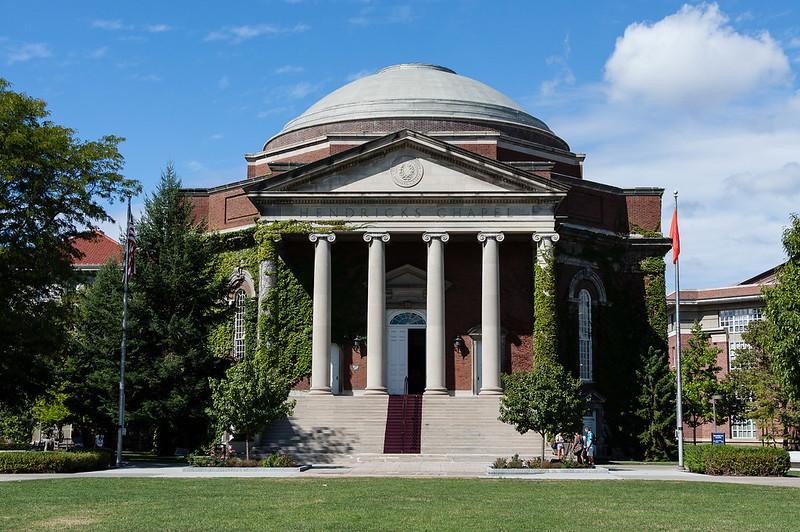 雪城大学 - Hendricks Chapel, Syracuse University, 2012 - Syracuse University