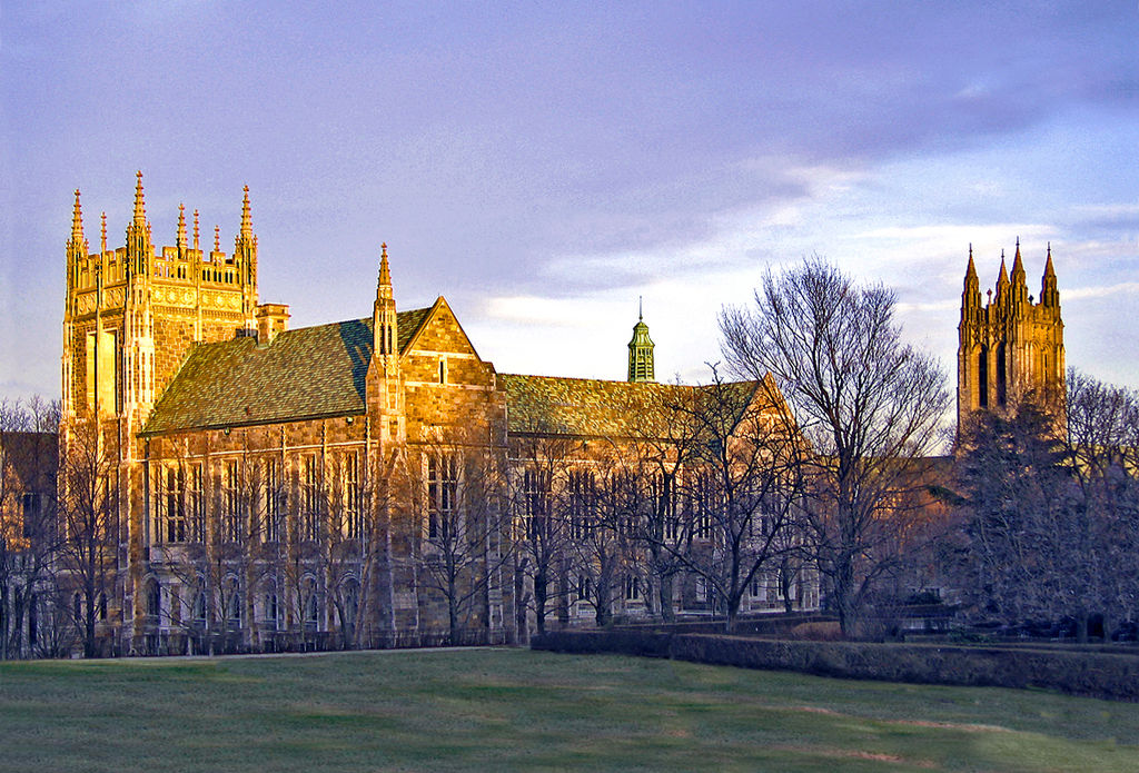 波士顿学院 - Sunset on the Heights - Boston College - Boston College