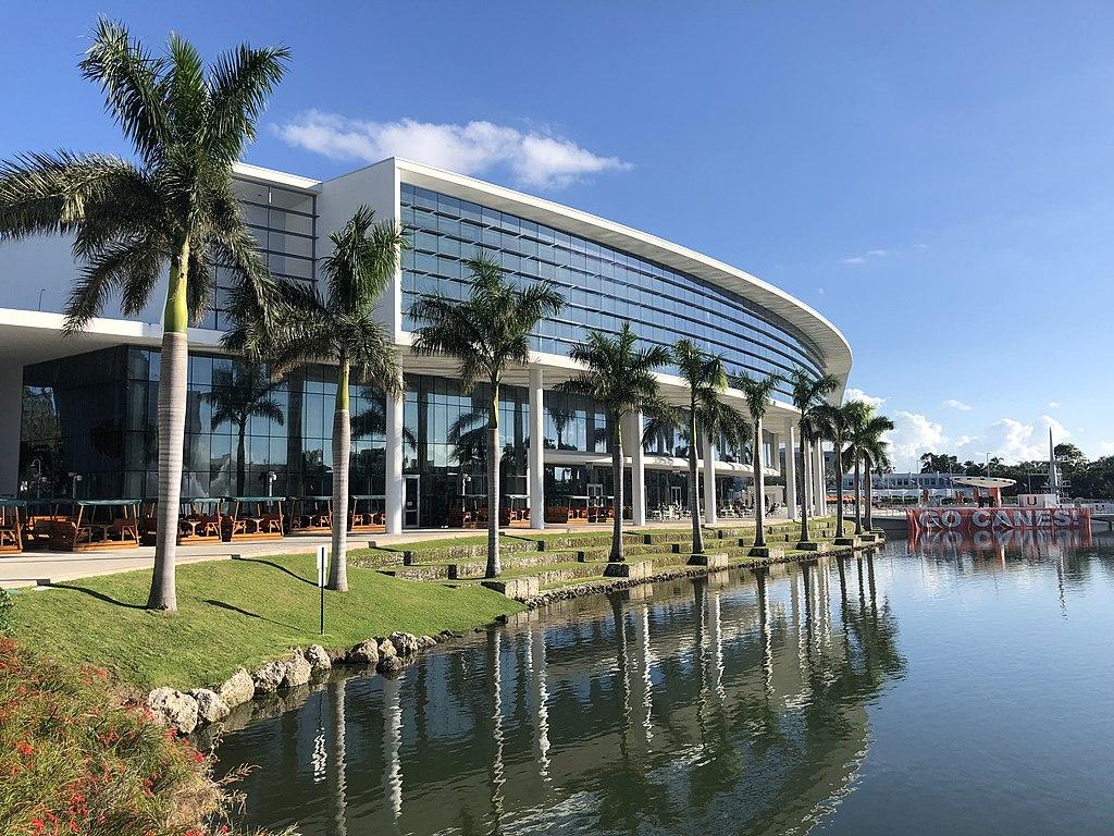 迈阿密大学 - Shalala Student Center - University of Miami