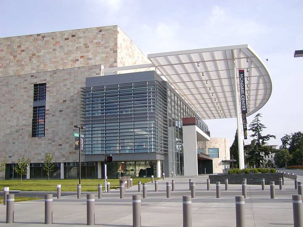 加州大学戴维斯分校 - Mondavi Center for the Performing Arts, on the campus of the University of California, Davis - University of California: Davis