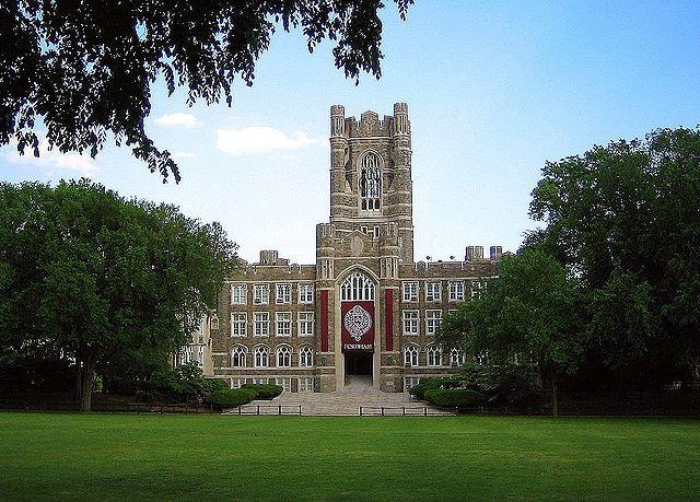 福德汉姆大学 - Keating Hall, Rose Hill, Fordham University - Fordham University