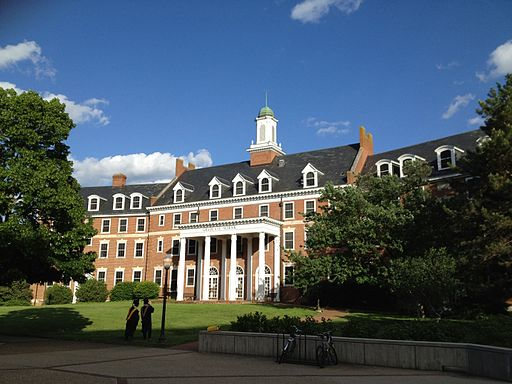 弗吉尼亚理工学院与州立大学 - Donaldson-Brown Hall, Virginia Tech, Blacskburg, Virginia - Virginia Polytechnic Institute and State University