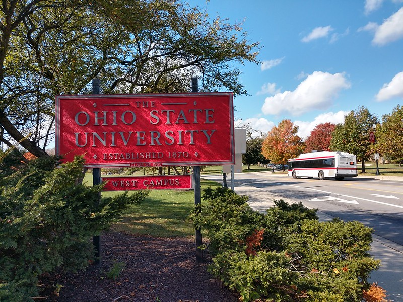 俄亥俄州立大学哥伦比亚校区 - West Campus  Columbus, Ohio - Ohio State University: Columbus Campus