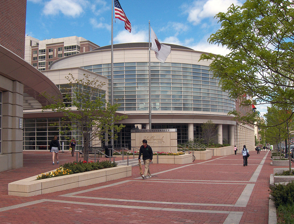 波士顿大学 - Fitrec at Boston University - Boston University