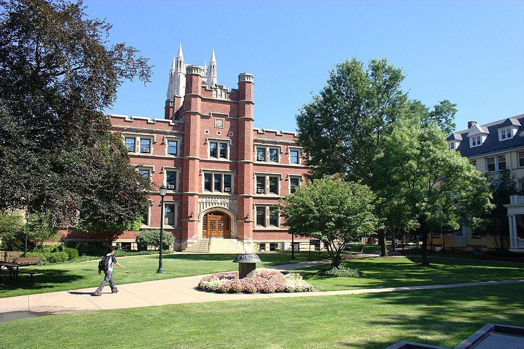 凯斯西储大学 - The Case Western Reserve University campus - Case Western Reserve University