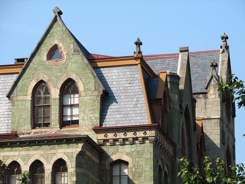 宾夕法尼亚大学 - College Hall - University of Pennsylvania - University of Pennsylvania