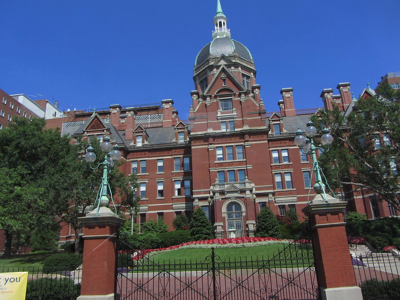 约翰霍普金斯大学 - Johns Hopkins University, Baltimore, Maryland - Johns Hopkins University