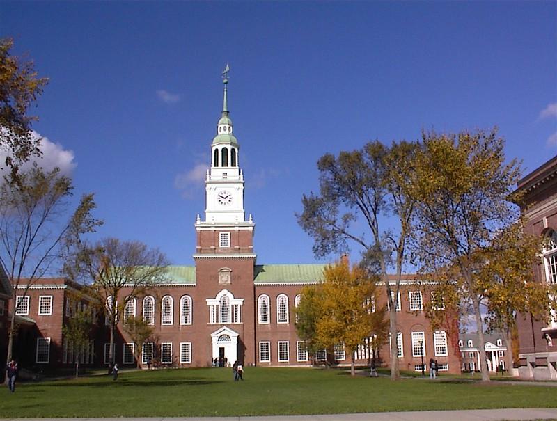 达特茅斯学院 - Dartmouth College
