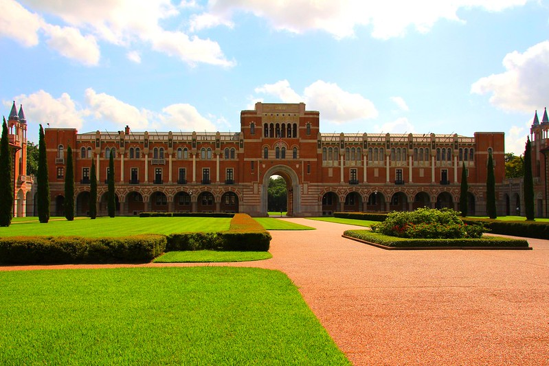 莱斯大学 - Rice University