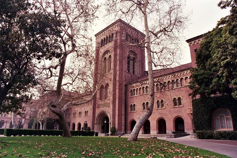 南加州大学 - University of Southern California George Finley Bovard Administration Building - University of Southern California