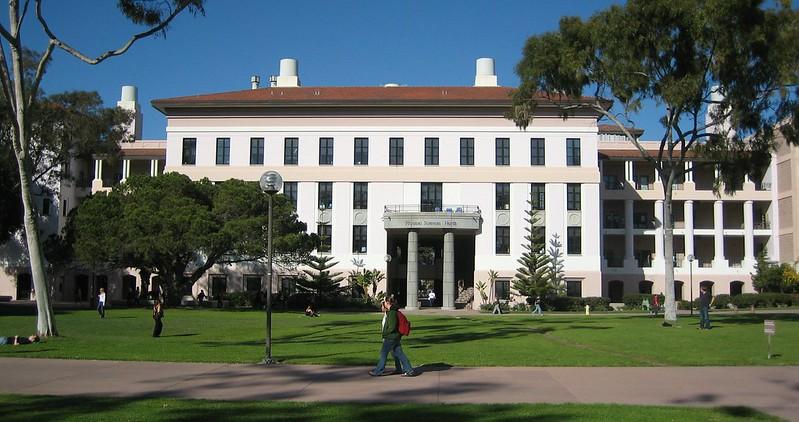 加州大学圣塔芭芭拉分校 - Physical Sciences North - University of California: Santa Barbara