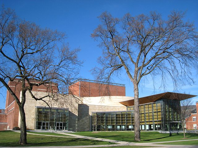 威廉姆斯学院 - Williams College - Center for Theatre and Dance - Williams College