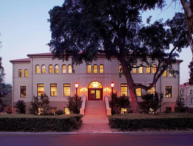 波莫纳学院 - Pearsons Hall - Pomona College