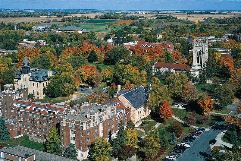 卡尔顿学院 - Carleton College campus - Carleton College