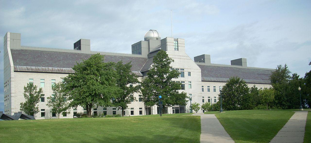 米德尔布里学院 - Bicentennial Hall at Middlebury College - Middlebury College
