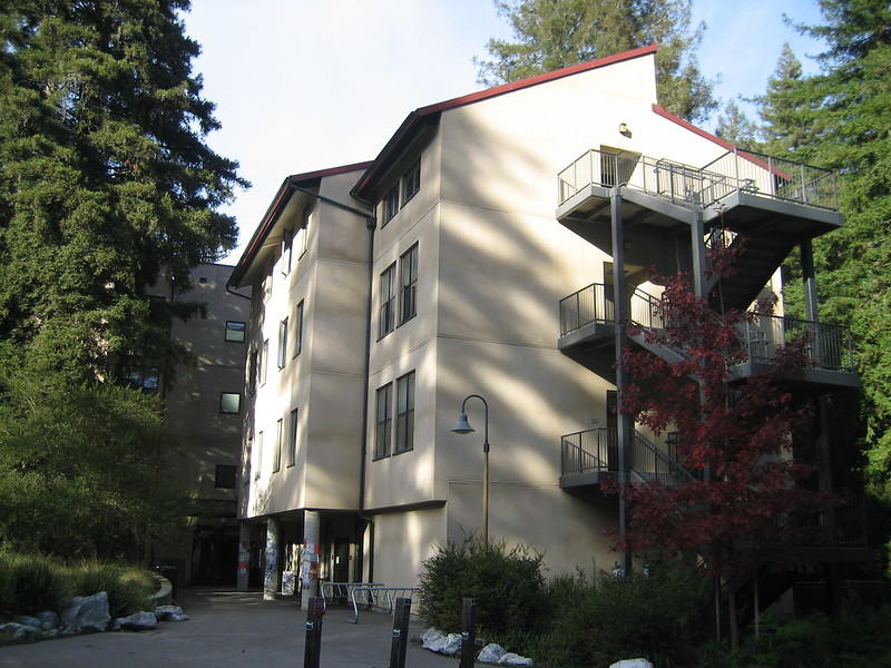 加州大学圣克鲁兹分校 - UC Santa Cruz Social Sciences 1 Building - University of California: Santa Cruz